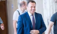 Ministrul Educaţiei, Liviu Pop (Sursa foto: www.gov.ro)