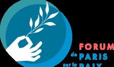 Logo-ul Forumului pentru Pace.