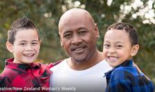 Jonah Lomu și fiii săi