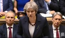 Theresa May a anunţat expulzarea unor diplomaţi ruşi (Foto: AFP)