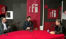 Luca Niculescu, Cornel Ion si Nicolas Don