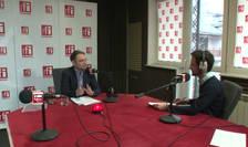 Luca Niculescu, în studioul RFI