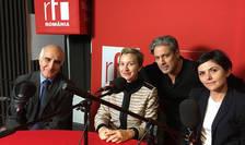 Mohamed Ketata, Carole Soulagnes et Camelia Vețeleanu