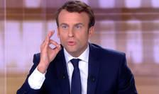 Emmanuel Macron a fost tinta preferata a acestei noi arme media