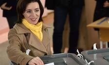 Maia Sandu (Foto: AFP/Daniel Mihăilescu)