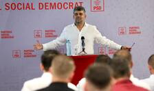 Marcel Ciolacu susține că PSD își va vota propria moțiune de cenzură (Sursa foto: Facebook/Marcel Ciolacu)