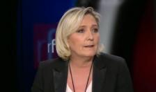 Marine Le Pen, presedinta Reuniunii nationale.