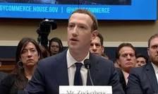Mark Zuckerberg va fi audiat in aceasta seara în Parlamentul European