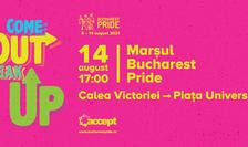 Marșul Bucharest Pride 2021 va avea loc pe Calea Victoriei (Sursa foto: Facebook/Asociația Accept)