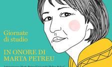 Marta Petreu - Sesiune de comunicări la Universitatea din Napoli
