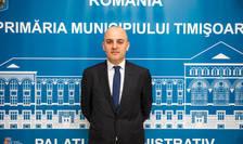 Matei Creiveanu, noul city manager al Timișoarei