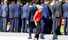 Theresa May la summitul UE de la Salzburg