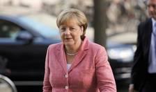 Cancelara germanà Angela Merkel a venit pe 15 septembrie la Paris pentru a se concerta cu presedintele francez François Hollande înaintea summitului de la Bratislava