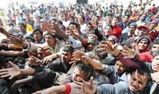 UE si Turcia incearca sa rezolve criza refugiatilor