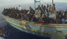 Doar în acest an au murit peste 1.800 de oameni, în încercarea de a traversa Mediterana spre Europa