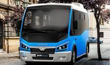 5 minibuze electrice vor circula din toamnă în centrul orașului Sibiu.
