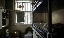 Ministerul de Justitie promite crearea a 7.000 de noi locuri în penitenciarele franceze în următorii ani.