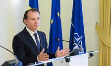 Florin Cîțu critică PSD pentru modul în care a construit bugetul pe 2019 (Sursa foto: gov.ro)