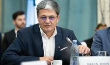 Ioan Marcel Boloș: Guvernul României are un program ambițios (Sursa foto: site Ministerul Fondurilor Europene)