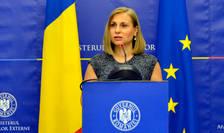 Ministrul delegat pentru Relaţiile cu Românii de Pretutindeni, Maria Ligor (Foto: www.dprp.gov.ro)