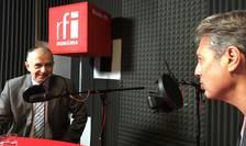 Mircea Geoana și Nicolas Don