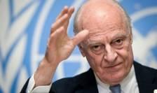 Staffan de Mistura, emisar ONU pentru Siria, demisioneazà dupà 4 ani si 4 luni