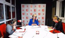 Monica Jiman, Dana Gruia Dufaut și Adriana Record la radio