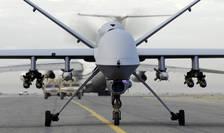 Cea mai performantă dronă din lume, MQ 9 Reaper, a fost prezentată la Câmpia Turzii.