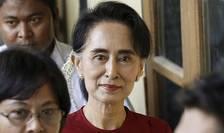 Aung San Suu Kyi (Foto: Reuters/Soe Zeya Tun)