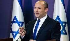 Naftali Bennett,într-un discurs sustinut în Parlement, Ierusalim,  30 mai 2021.