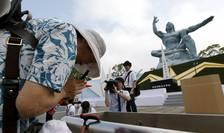 Mii de persoane au participat la comemorările de la Nagasaki