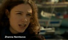 Jana Nemţova e fiica cea mare a opozantului Boris Nemţov