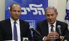 Majoritate fragilă pentru al patrulea cabinet Netanyahu