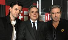 Keo, Francois Saint Paul et Nicolas Don