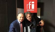 Mircea Geoana et Nicolas Don