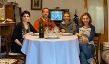 Nicoleta Lefter, Serban Pavlu, Oana Rasuceanu, Iulia Rugina (Arhiva 2019)
