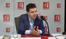 Nicuşor Dan vrea să fie primarul Capitalei (Foto: arhivă RFI)