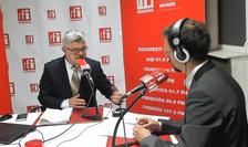 Ninel Peia, în studioul RFI