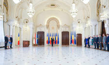 Trei noi membri ai Guvernului Dăncilă au depus jurământul la Cotroceni (Sursa foto: presidency.ro)