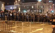 Proteste de stradă, în Piaţa Universităţii din Bucureşti (Foto: RFI/Eduard Vasilică/arhivă)