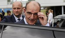 Noul premier francez, Jean Castex, pe 4 iulie 2020.