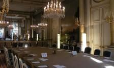 Noul guvern al Frantei se reuneste joi, 18 mai, în Salonul Murat (foto) pentru primul Consiliu de Ministri din era Macron