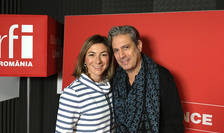 Oana Bîzgan et Nicolas Don