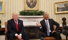 Pe 20 ianuarie, cel de-al 45-lea preşedinte al Statelor Unite ale Americii depune jurământul