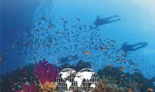Fragment din coperta cartii din concursul Carte la RFI: Alexandru Marinescu Odiseea căpitanului Cousteau