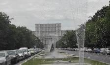 Bulevardul Unirii din Bucureşti ar urma să fie reconfigurat (Foto: RFI/Cosmin Ruscior)