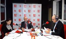 Sergiu Costache si invitatii emisiunii Ora de risc