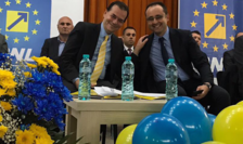 Ludovic Orban şi Cristian Buşoi vor să câştige şefia PNL (Sursa foto: site PNL)