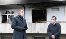 5 pacienti si-au pierdut viata in urma incendiului de la Institutul Matei Bals