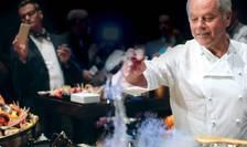 Cheful austro-american Wolfgang Puck va pregàti pentru al 26-lea an consecutiv masa de galà a premiilor Oscar